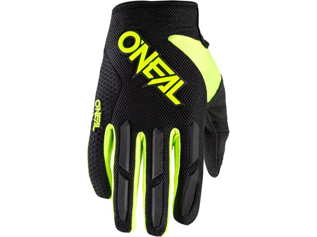 O'Neal Element Gloves Youth, amarillo/negro